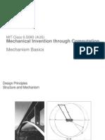 Mechanism Basics