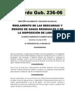 Acuerdo 236