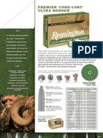 Remington 2010 Ammunition