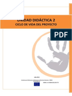 Unidad Didactica 2 Ciclo de Vida Del Proyecto