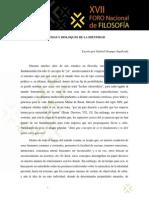 Dilemas y Disloques de La Identidad, Gabriel Ocampo Sepúlveda