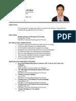 Ming Resume