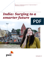 Pwc India Surging to a Smarter Future