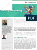 Mobility for Learning