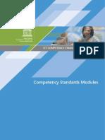 unesco ict competency standards for teacher - unesco