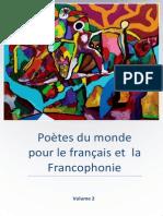 Poètes du monde pour le français et la Francophonie