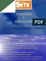 Curso-taller Pensiones y Jubilaciones Septiembre 2011