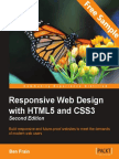 Responsive Web Design with HTML5 and CSS3 - Second Edition - Sample Chapter