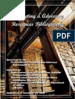 Bibliography - Library Marketing