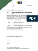 Undangan Sosialisasi WAPU