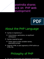 SynapseIndia Shares Feedback on PHP Web Development