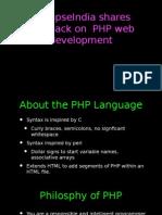 SynapseIndia Shares Feedback on PHP Web Development