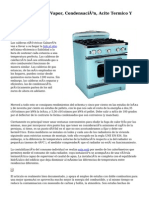 Calderas De Agua, Vapor, Condensación, Acite Termico Y Biomasa.