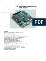 Multiwii_Pro_MegaPirate Flight Controller With MS611