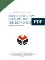 Modulasi AM Dan DSB