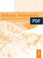 10 Bahasa Indonesia Buku Siswa