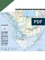 Everglades National Park Map