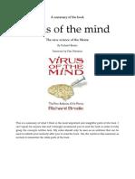 Virus of the Mind Summary