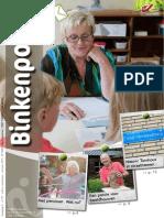 Binkenpost 29 editie september oktober 2015