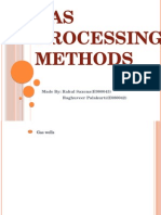 Gas Processing Methods