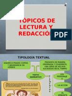 Topicos de Lectura.y.Redaccion
