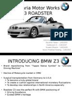 Marketing (BMW Z3)