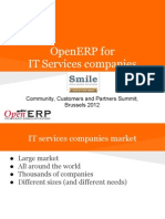 Smile Openerpforitservicecompanies 120417043438 Phpapp02