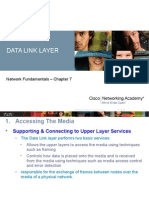 CH7 - Data Link Layer