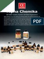 Alpha Chemika Maharashtra India