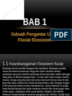 Ppt Bab 1 Stream Ecology