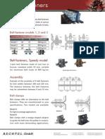 Belt Fasteners katalog