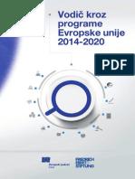 Vodic Kroz Programe EU Za Web