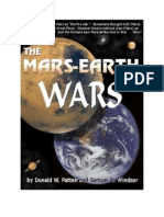 The Mars-Earth Wars