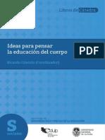 Ideas Para Pensar La Educacion Del Cuerpo
