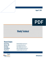 1 Weekly Technicals