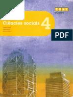 Llibre de Socials 4t ESO (Text La Galera)