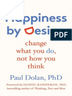 Happiness by Design - Paul Nolan