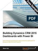 Building Dynamics CRM 2015 Dashboards with Power BI - Sample Chapter