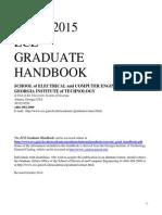 Current Grad Handbook