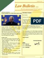 August Law Bulletin
