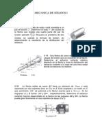 Mecanica de Solidos I