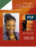 Vanessa Richardson Electronic Press Kit