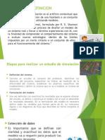 Simulacion Sociometria y Conclusiones