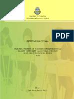 Informe Factores Asociados III Ciclo 2010 2012