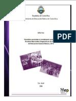 PND-2 Informe Factores 2012-2014