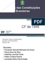 Historia Das Constituições Brasileiras