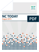 August 2015 NC Today