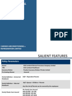 Employee Benefit Manual - Carrier Airconditioning 2014-15 PDF