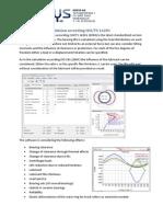 Flyer Rolling Bearing Analysis