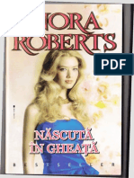 Nora Roberts - Nascuta in Gheata